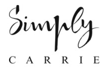 simply Carrie – Fashion & Interiorlover